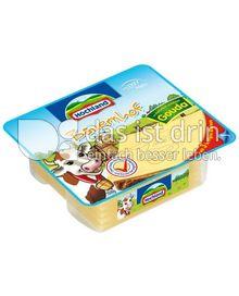 Produktabbildung: Hochland Sandwich Scheiben Bauernhof 150 g
