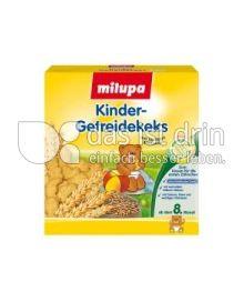 Produktabbildung: Milupa Kinder-Getreidekeks 125 g
