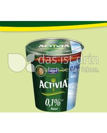 Produktabbildung: Danone Activia Natur 0,1% Fett 460 g