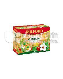 Produktabbildung: Milford 12 Kräuter 40 St.