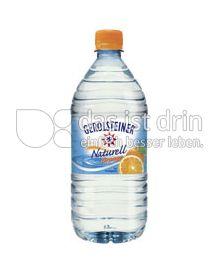 Produktabbildung: Gerolsteiner Naturell Orange 1 l