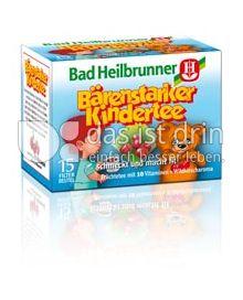 Produktabbildung: Bad Heilbrunner Bärenstarker Kindertee 15