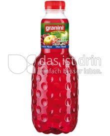 Produktabbildung: Granini Trinkgenuss Apfel-Cranberry 1 l