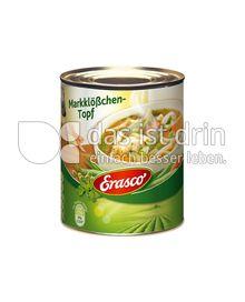 Produktabbildung: Erasco Markklößchen-Topf 800 g