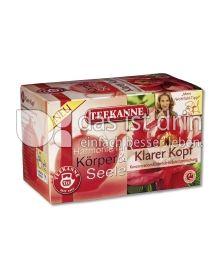 Produktabbildung: Teekanne Klarer Kopf 20 St.
