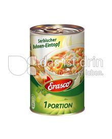Produktabbildung: Erasco Serbischer Bohnen-Eintopf 400 g