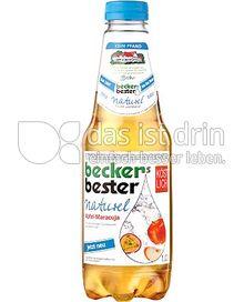Produktabbildung: beckers bester Naturel Apfel-Maracuja 1 l