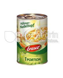 Produktabbildung: Erasco Hühner-Nudeltopf 400 g