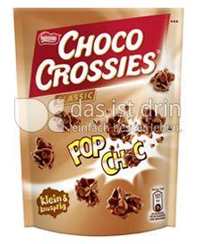Produktabbildung: Nestlé Choco Crossies Classic Pop Choc 140 g