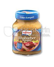 Produktabbildung: natreen Rhabarberkompott 360 g
