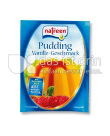 Produktabbildung: natreen Pudding Vanille-Geschmack 32 g