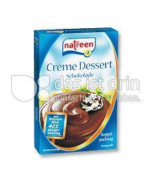 Produktabbildung: natreen Creme Dessert Schokolade 54 g