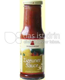 Produktabbildung: Zwergenwiese Zigeunersauce 220 ml