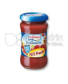 Produktabbildung: natreen Fruchtaufstrich Erdbeere 225 g