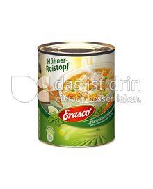 Produktabbildung: Erasco Hühner-Reistopf 800 g