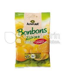 Produktabbildung: Alnatura Bonbons Zitrone 75 g