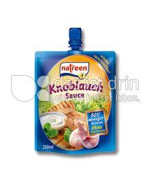 Produktabbildung: natreen Knoblauch Sauce 250 ml