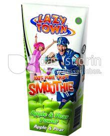 Produktabbildung: LazyTown Apfel & Birne Kinder-Smoothie 180 ml