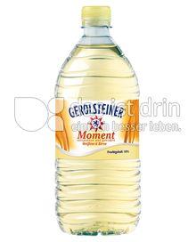Produktabbildung: Gerolsteiner Moment Weißtee & Birne 1 l