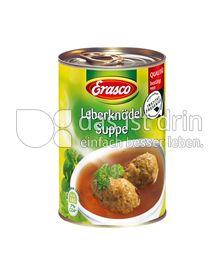 Produktabbildung: Erasco Leberknödel Suppe 395 g