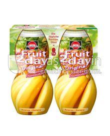 Produktabbildung: Schwartau Fruit2day Original Ananas - Banane 400 ml