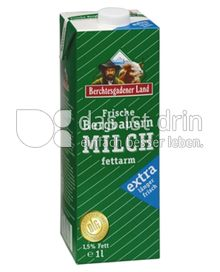 Produktabbildung: Berchtesgadener Land extra länger frische Bergbauern-Milch 1,5% 1 l