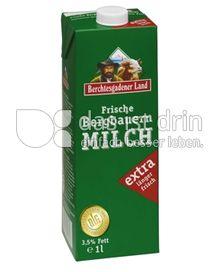 Produktabbildung: Berchtesgadener Land extra länger frische Bergbauern-Milch 3,5% 1 l