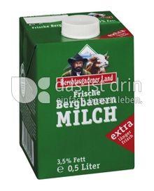 Produktabbildung: Berchtesgadener Land extra länger frische Bergbauern-Milch 3,5% 0,5 l