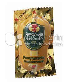 Produktabbildung: Rügenwalder Plüntsch Pommersche Gutsleberwurst grob 250 g