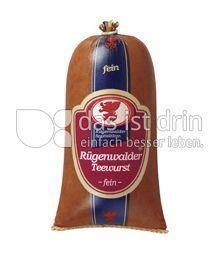 Produktabbildung: Rügenwalder Plüntsch Teewurst fein 250 g