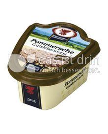 Produktabbildung: Rügenwalder Plüntsch Pommersche Gutsleberwurst grob Frischebox 125 g