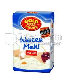 Produktabbildung: Gold Puder Weizenmehl 1 kg