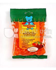 Produktabbildung: Fruchtgummi-Welt Honig Karotte 300 g
