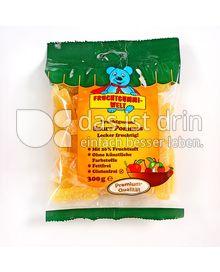 Produktabbildung: Fruchtgummi-Welt Saure Pommes 300 g