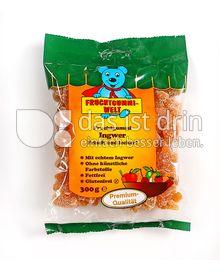 Produktabbildung: Fruchtgummi-Welt Ingwer 300 g