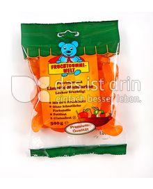 Produktabbildung: Fruchtgummi-Welt Limette Mandarine 300 g