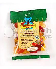 Produktabbildung: Fruchtgummi-Welt Frucht-Mix Bio 300 g