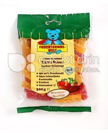 Produktabbildung: Fruchtgummi-Welt Extra Sauer Bio 300 g