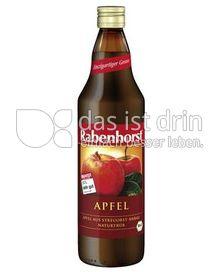 Produktabbildung: Rabenhorst Bio-Apfelsaft 750 ml