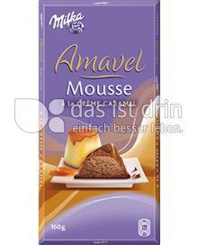 Produktabbildung: Milka Amavel Mousse à la Crème Caramel 160 g