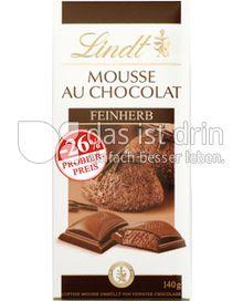 Produktabbildung: Lindt Mousse au Chocolat Feinherb 140 g