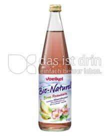 Produktabbildung: Voelkel Bio-Naturell Birne Rosenblüte 700 ml