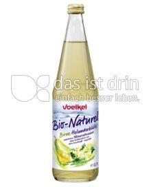 Produktabbildung: Voelkel Bio-Naturell Birne Holunderblüte 700 ml