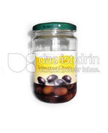 Produktabbildung: basic Schwarze Oliven 170 g