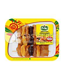 Produktabbildung: Friki Hähnchen-Filetspieße mit Pflaumen und Aprikosen 350 g