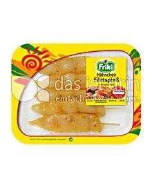 Produktabbildung: Friki Hähnchen-Filetspieß in Honigmarinade 250 g