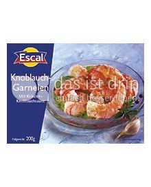 Produktabbildung: Escal Knoblauchgarnelen 200 g