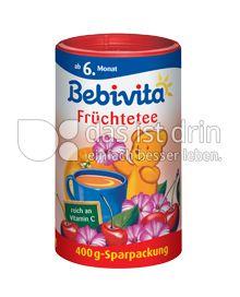 Produktabbildung: Bebivita Früchtetee 400 g