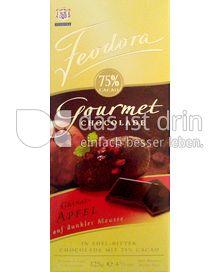 Produktabbildung: Feodora Gourmet Chocolade 125 g
