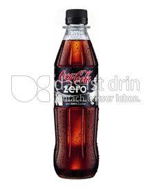 Produktabbildung: Coca-Cola Zero 0,5 l